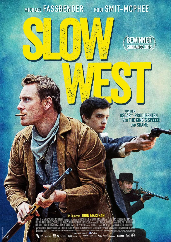 Nonton Film Slow West (2015)