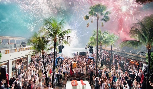 Perayaan tahun baru di Bali