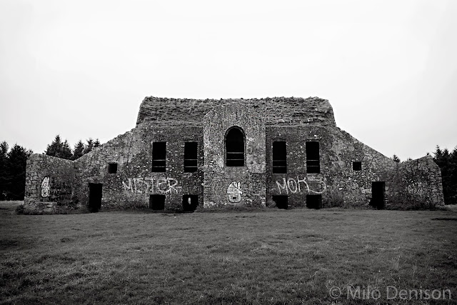 the front of the hellfire club