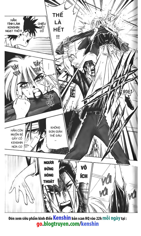 Rurouni Kenshin chap 54 trang 13
