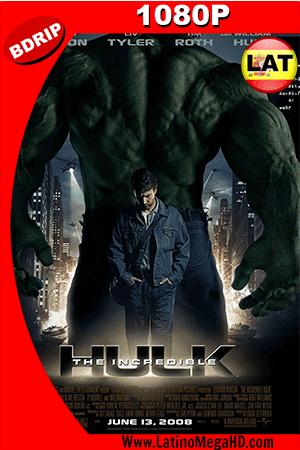 Hulk: El hombre increíble (2008) Latino HD BDRIP 1080P ()