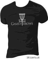 Game of Throws Disc Golf Shirt