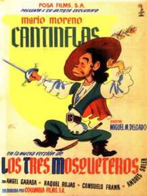 Los Tres Mosqueteros - 1942