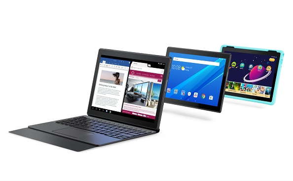 MWC 2017: Lenovo Tab 4 8, Tab 4 10, Tab 4 8 Plus and Tab 4 10 Plus tablets announced with Android 7.0 Nougat