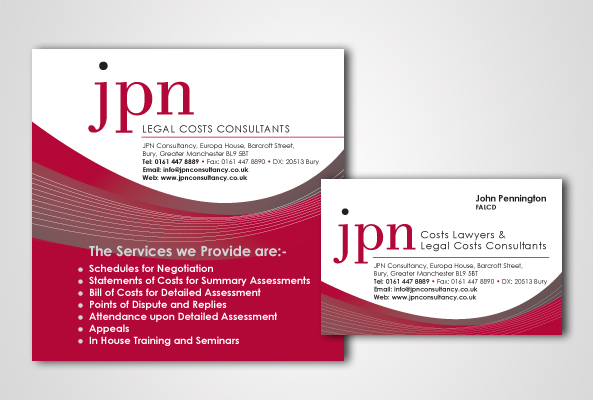 Custom business cards printing design members of the faculty and jpn placemat and business card reheart Images