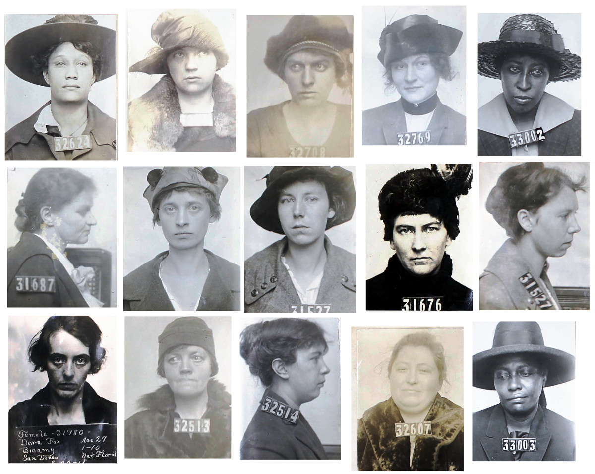 1922 Santa Rosa History