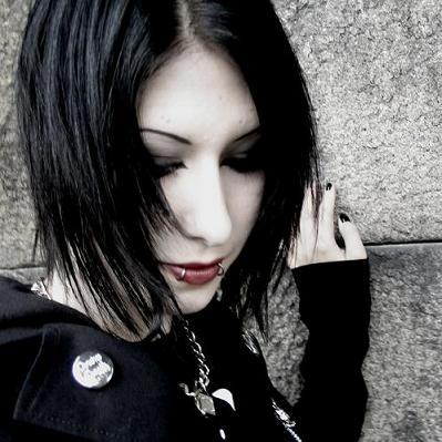Cortes de pelo goticos mujer