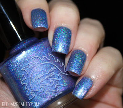 Great Lakes Lacquer Time is a Face on the Water