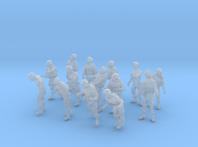 1-144 Military Zombies Set 1 picture 1