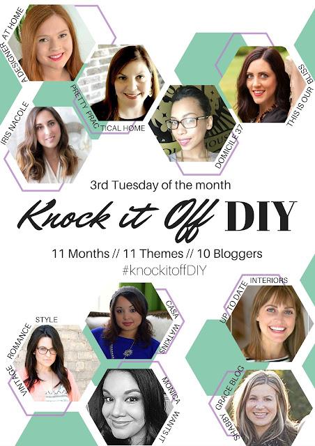 Knock It off DIY Challenge