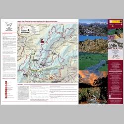 Folleto de presentación del Parque Nacional de la Sierra de Guadarrama