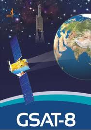 Good News :- GSAT-8 provides space for carrying 1000 TV channels for DTH