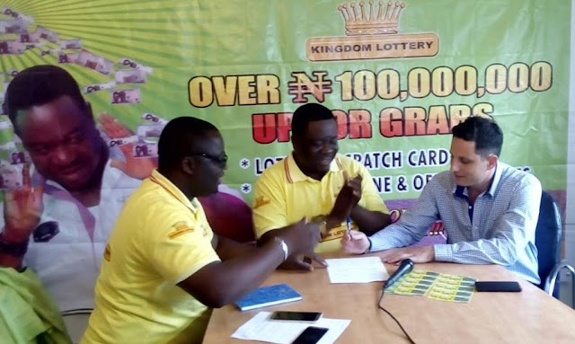 Photos: John Okafor Mr Ibu Lotto Addiction Earned Him Another Mega Ambassadorial Deal