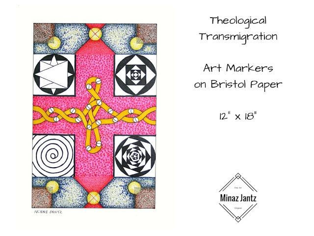 Theological Transmigration by Minaz Jantz