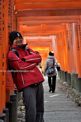 fushimi inari, vindex tengker
