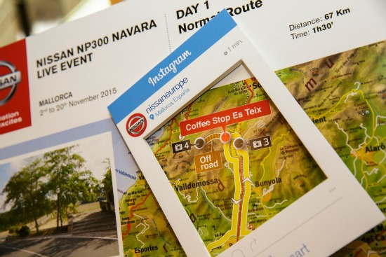 Mappe stradali