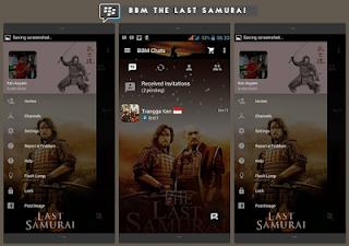 BBM The Last Samurai v2.10.0.31 Apk
