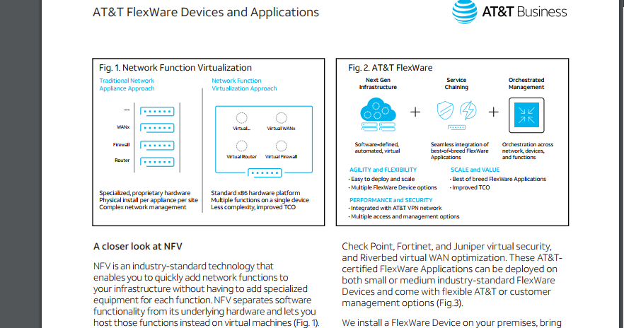 Tech Mahindra Looks To At Amp T Flexware For Sdn And Nfv