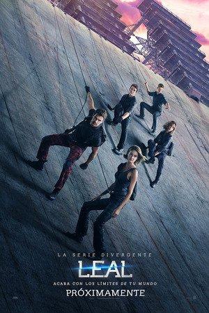 Poster Divergent Series: Allegiant 2016
