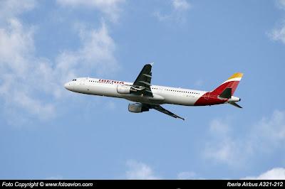 Airbus A321 EC-IXD