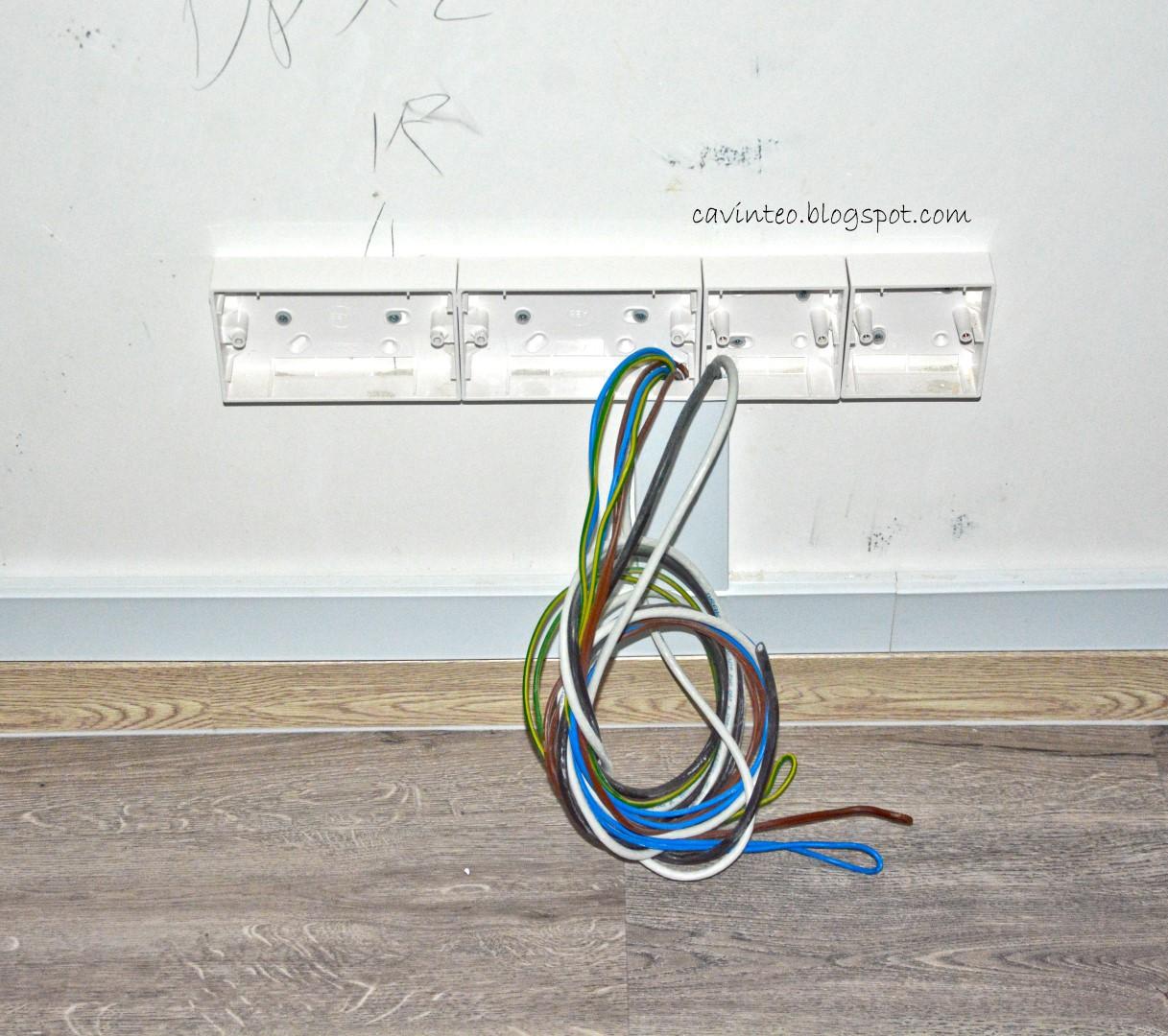 Entree Kibbles: Renovation Part 2 - Flooring & Preparation for ...