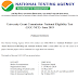 NTA CBSE NET June 2019 Online Application Form