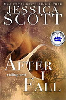 romance novel covers, contemporary romance, Royal Pick, After I Fall by Jessica Scott