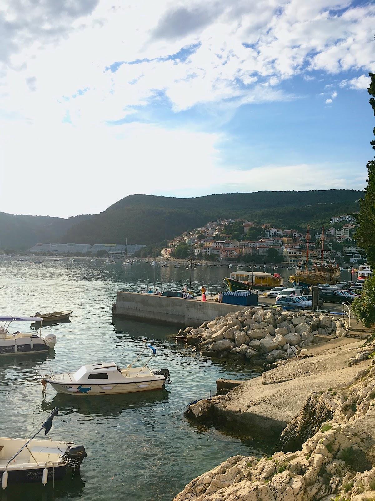 kam na dovolenku v chorvatsku