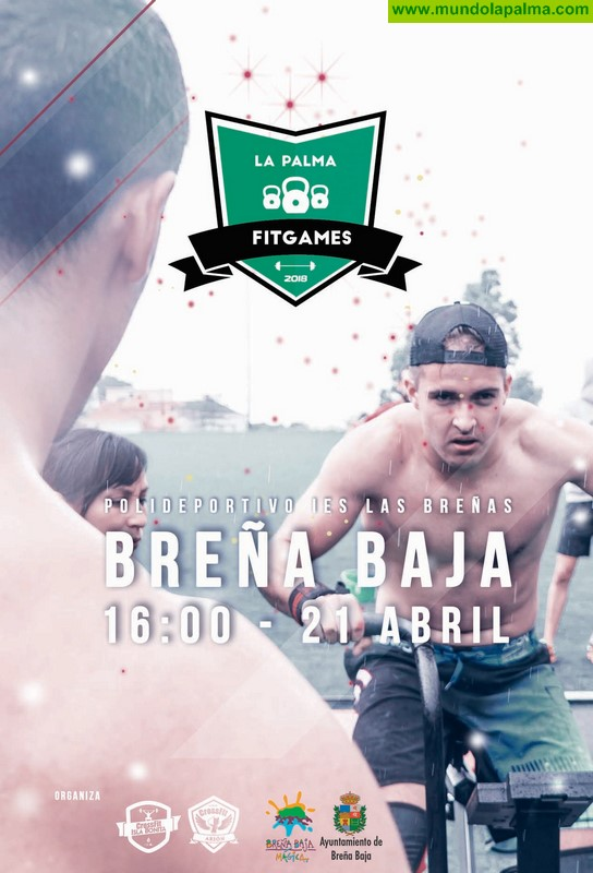 BREÑA BAJA: La Palma FitGames 2018