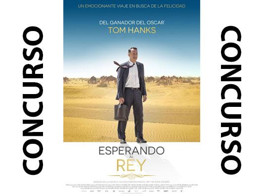 Concurso 'Esperando al rey': Tenemos entradas dobles para que disfrutéis en el cine de esta película