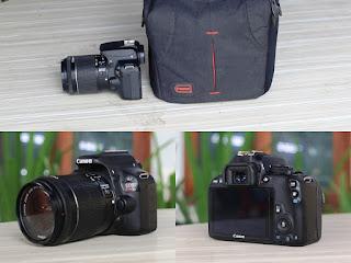 DSLR Canon EOS 100D
