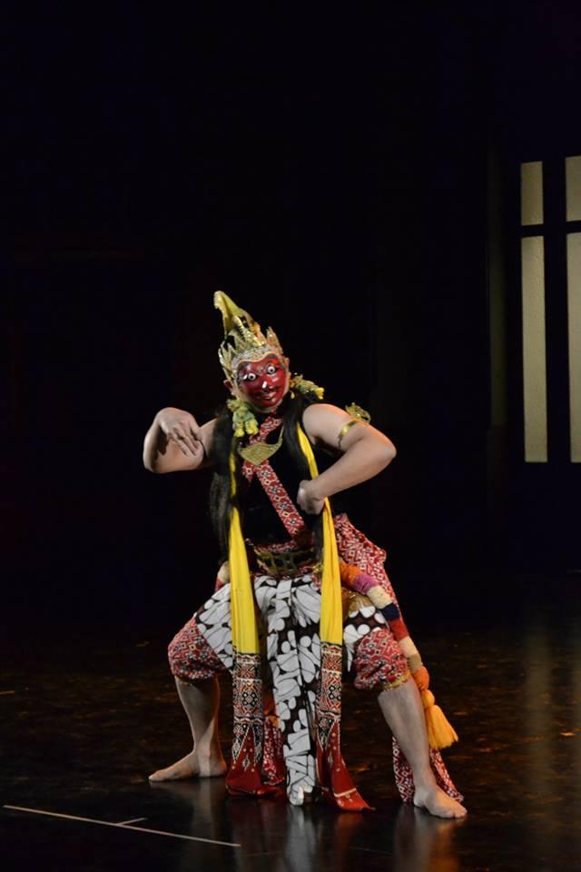 Tari Klono : klono, Budaya, Indonesia:, Klana, Topeng