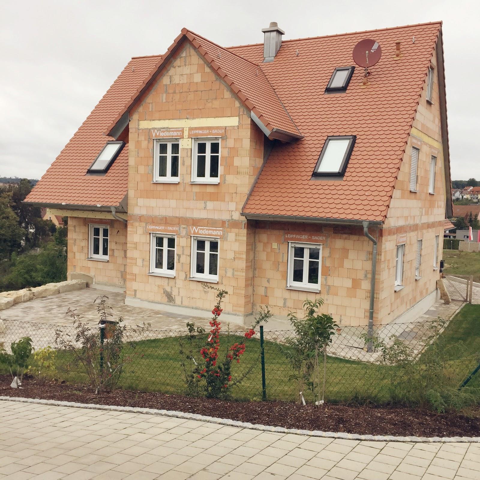 Wir bauen ein Haus Heute vor drei Jahren 07 10 2013