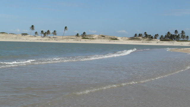 viagem fortaleza e Canoa quebrada