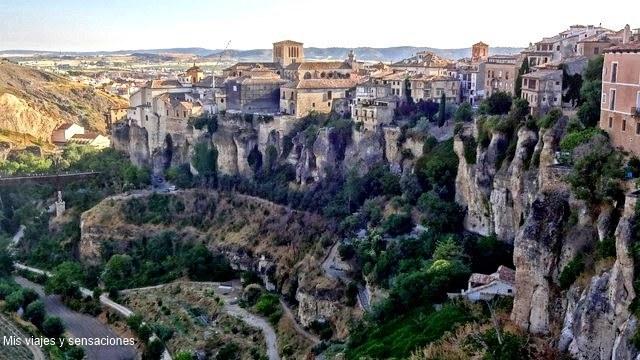 La ciudad de Cuenca, Castilla la Mancha