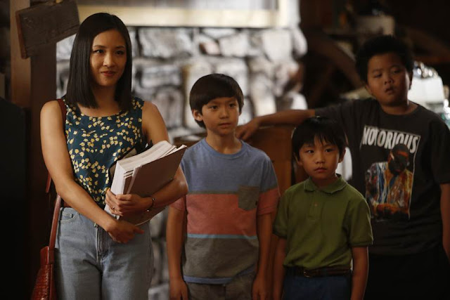 Fresh off the boat is now on iflix