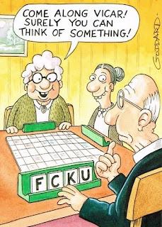 Naughty Scrabble