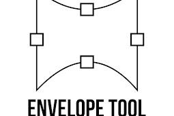 Fungsi Envelope Tool pada CorelDRAW