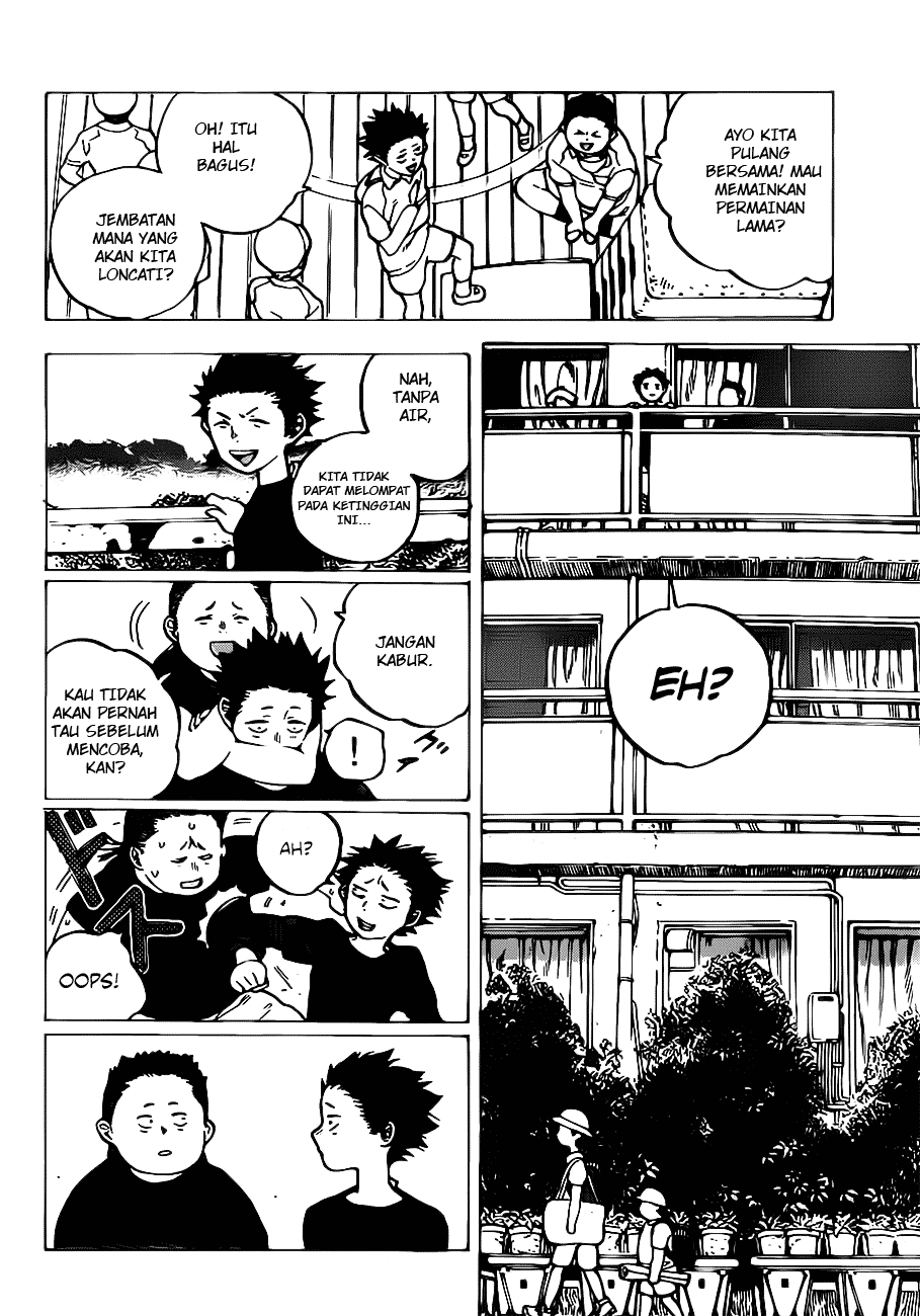 Koe no Katachi Chapter 03-26