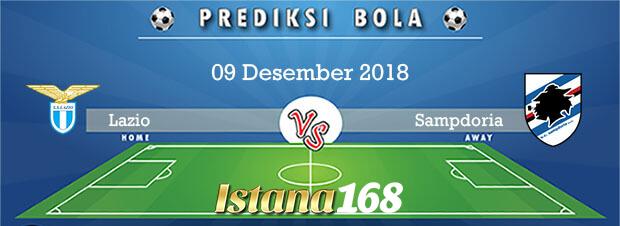 Prediksi Lazio VS Sampdoria 9 Desember 2018