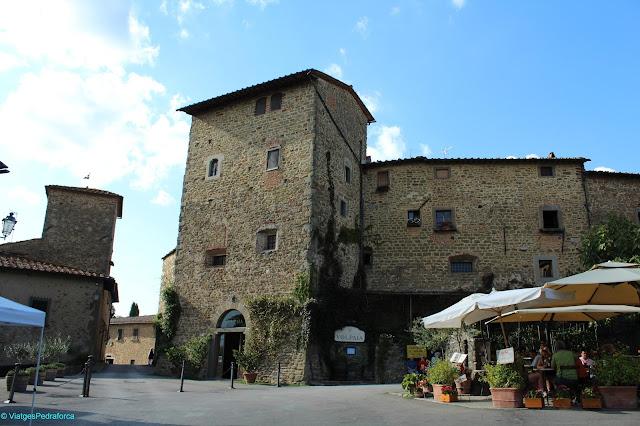 Volpaia, Chianti, Toscana, Itàlia