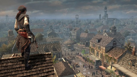 Free download Assassin's Creed III: Liberation Highly compressed