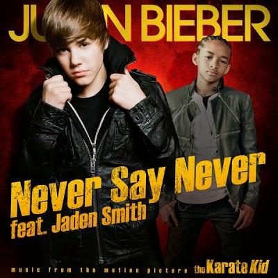 Lirik Lagu Justin Bieber - Never Say Never