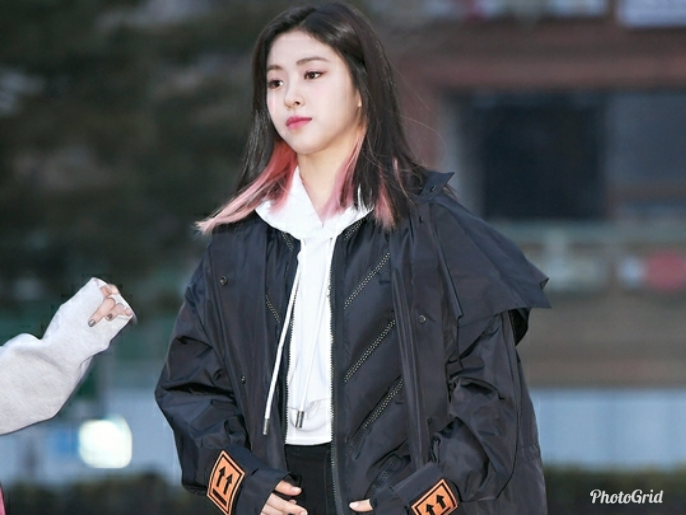 190301 Press Ryujin On The Way To Kbs Music Bank With Itzy