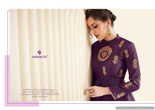 Arihant nx Floret vol 5 Indo Western gown