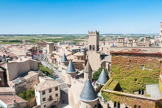 Descubriendo Navarra. El Palacio Real de Olite