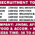 URGENT RECRUITMENT FOR JINDAL AFRICA | APPLY NOW