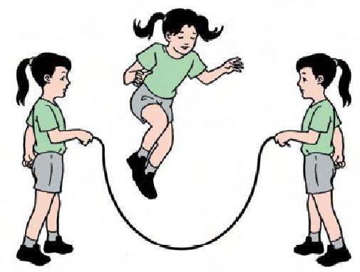 Permainan Tradisional Dibalik Permainan Lompat Tali Yang Menyenangkan
