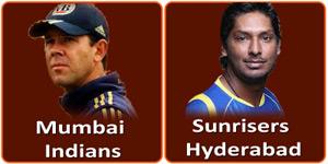 आइपीएल 6 का तैतालीसवां ंमैच Rajiv Gandhi Int. Stadium, Hyderabad में होने जा रहा है।