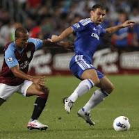 Terkini Trophy Pertama Chelsea Di Barclays Asia
